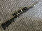 Ruger 77/22 .22lr All Weather Stainless Synthetic with scope